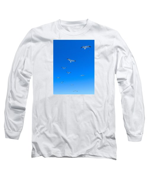 Ascending To Heaven Long Sleeve T-Shirt