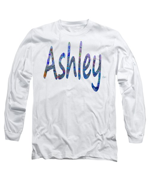 Ashley Long Sleeve T-Shirt