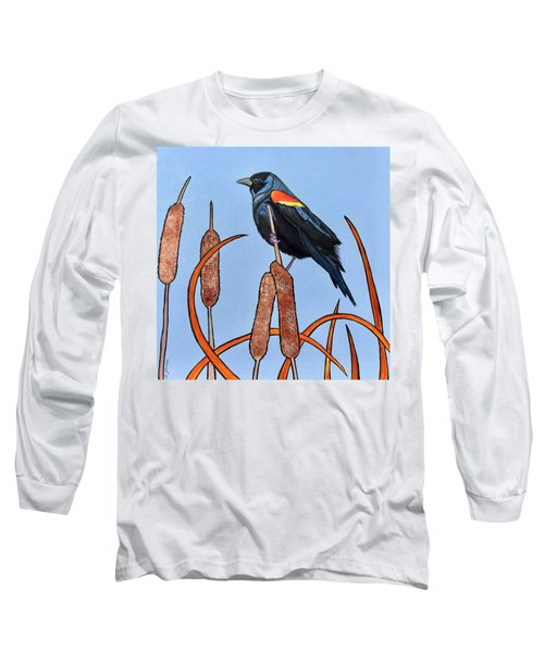 At The Pond Long Sleeve T-Shirt