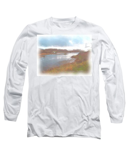 Atlantic View Long Sleeve T-Shirt