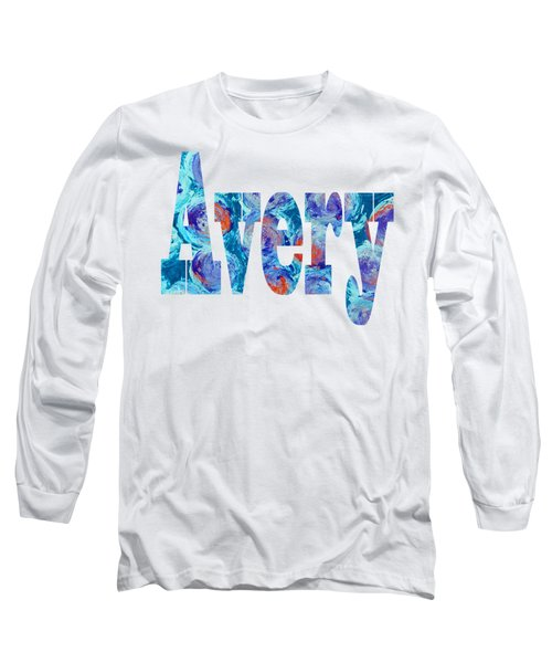 Avery Long Sleeve T-Shirt