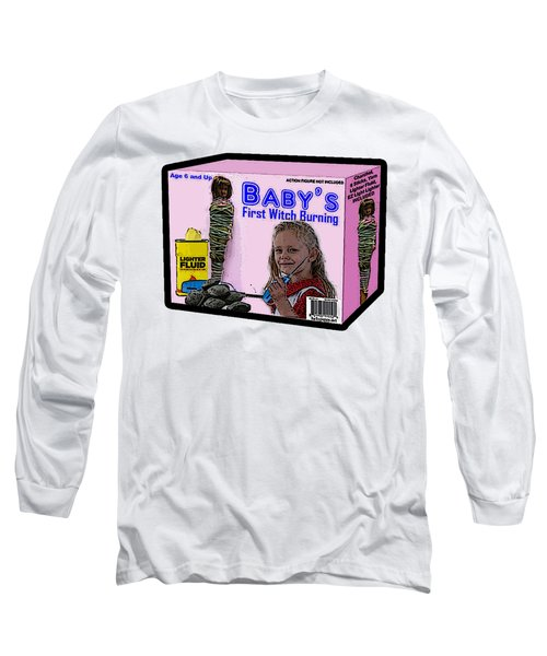 Baby's First Witch Hunt Long Sleeve T-Shirt