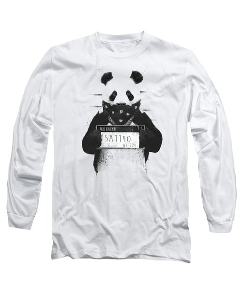 Bad Panda Long Sleeve T-Shirt