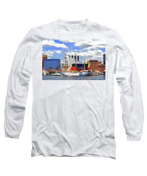 Baltimore's 2012 Sailibration Long Sleeve T-Shirt