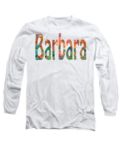 Barbara Long Sleeve T-Shirt