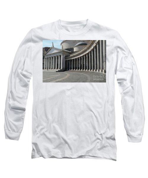 Basilica San Francesco Di Paola Long Sleeve T-Shirt