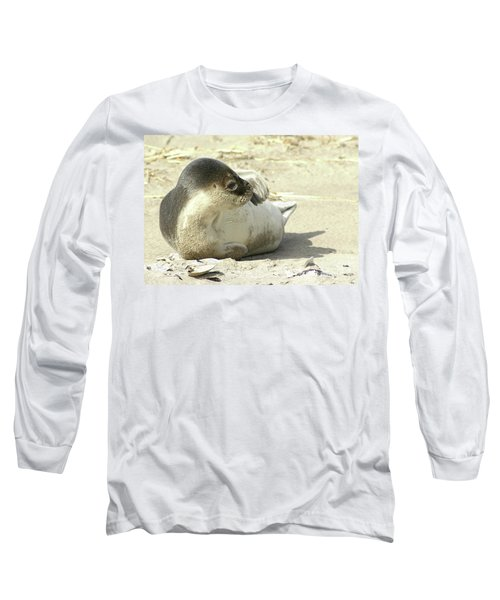 Beach Seal Long Sleeve T-Shirt