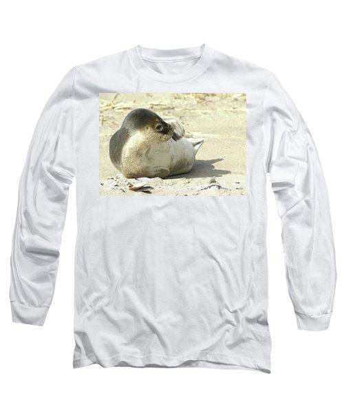 Beach Seal Long Sleeve T-Shirt