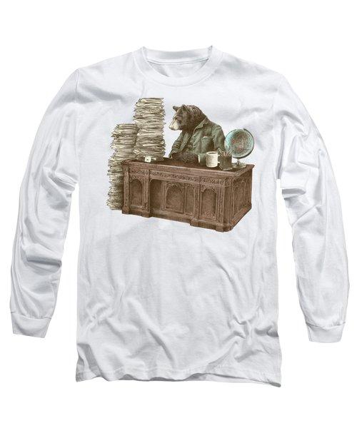 Bearocrat Long Sleeve T-Shirt