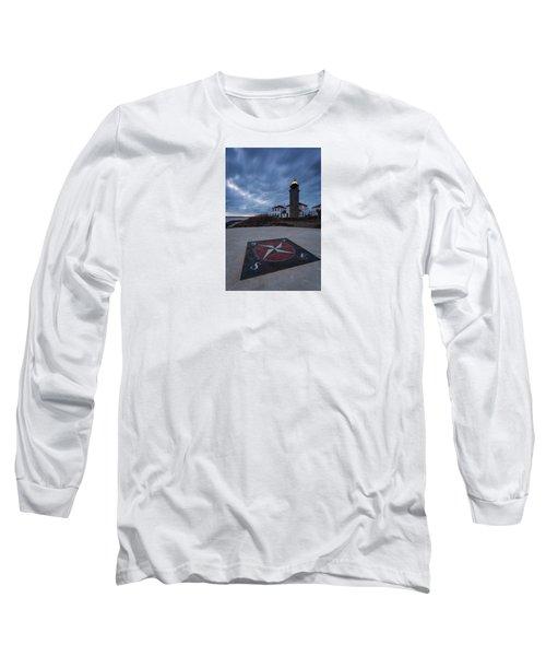 Beavertail Lighthouse Long Sleeve T-Shirt
