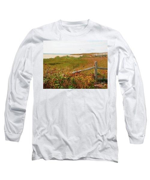 Beckoning Beach Long Sleeve T-Shirt