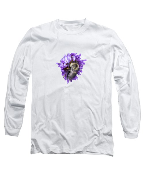 Bee 2018-1 Isolated Long Sleeve T-Shirt