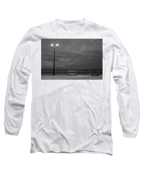 Before Dawn On The Boards Long Sleeve T-Shirt