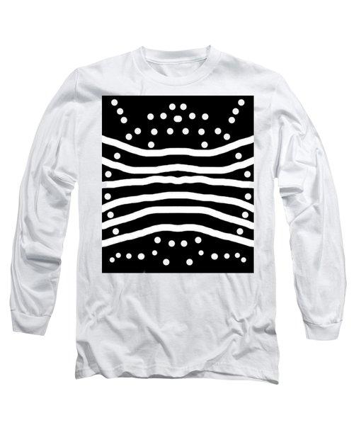 Behind Bars Long Sleeve T-Shirt