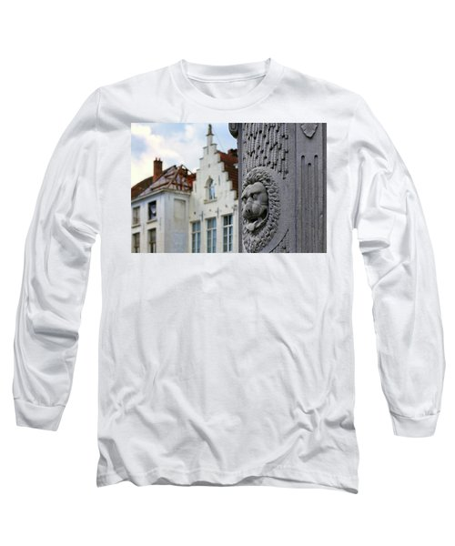 Belgian Coat Of Arms Long Sleeve T-Shirt