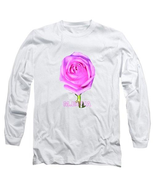 Belle Demoiselle Rose Long Sleeve T-Shirt