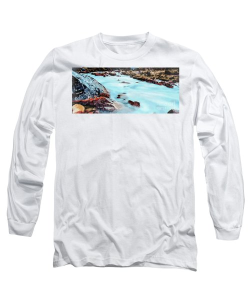 Big Two-hearted River Long Sleeve T-Shirt