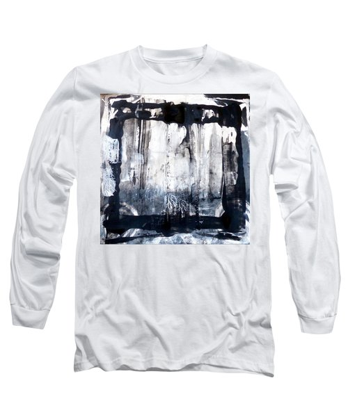 Long Sleeve T-Shirt featuring the painting Birch by 'REA' Gallery
