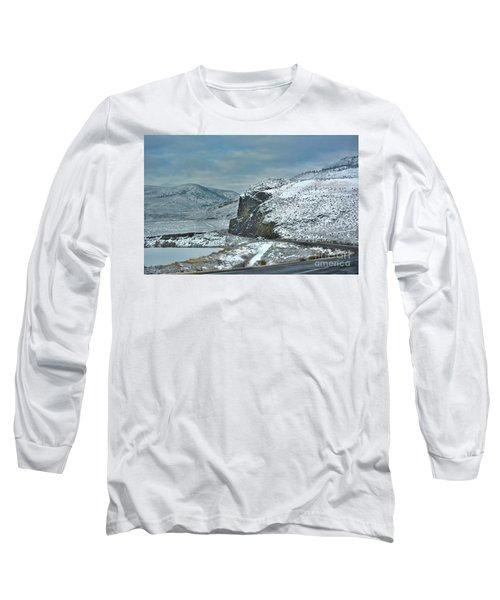 Blind Corner Long Sleeve T-Shirt