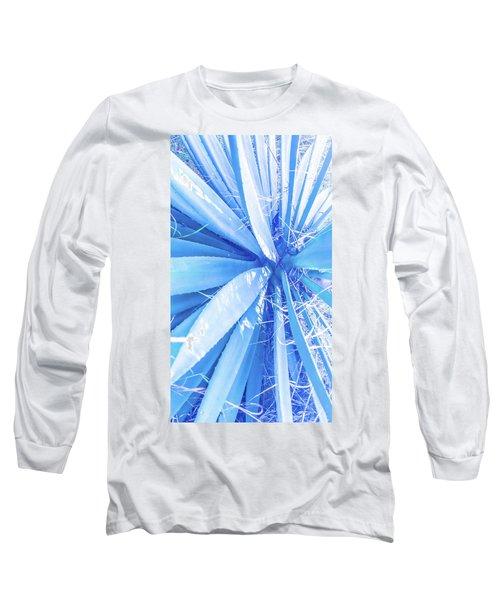 Blue Rays Long Sleeve T-Shirt