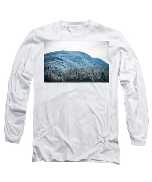 Blue Ridge Mountain Top Long Sleeve T-Shirt