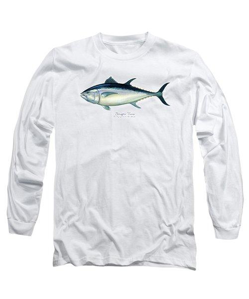 Bluefin Tuna Long Sleeve T-Shirt