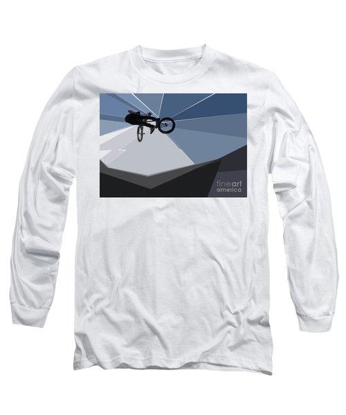 Bmx Biking  Long Sleeve T-Shirt