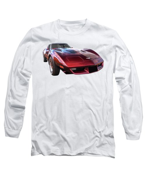 Brandywine Corvette Long Sleeve T-Shirt