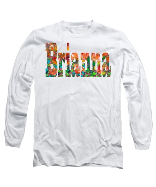 Brianna Long Sleeve T-Shirt