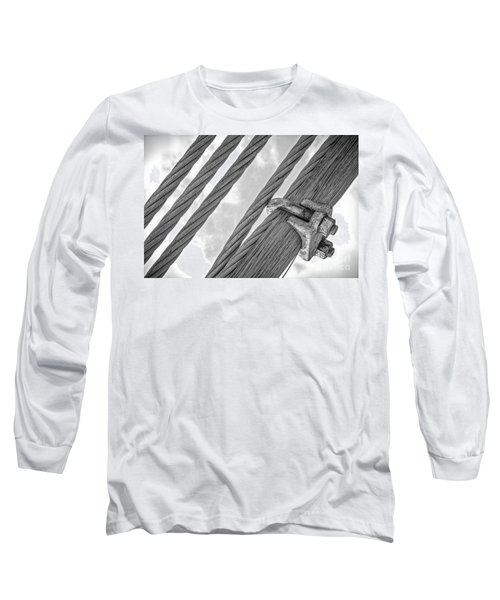 Bridge Cables Long Sleeve T-Shirt