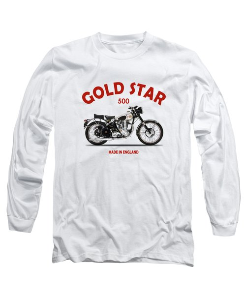 Bsa Gold Star 1952 Long Sleeve T-Shirt