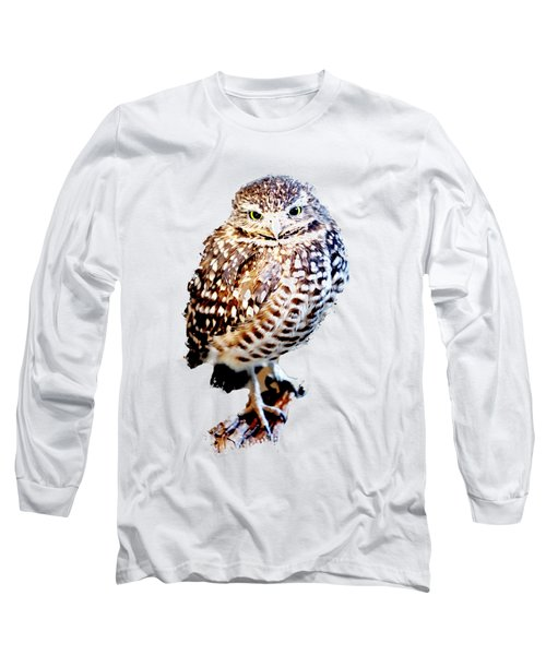 Burrowing Owl Canvas Print,photographic Print,art Print,framed Print,greeting Card,iphone Case, Long Sleeve T-Shirt