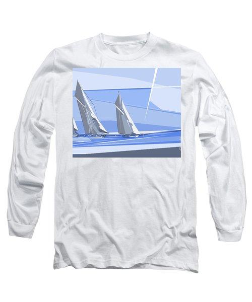C-class Yachts Long Sleeve T-Shirt