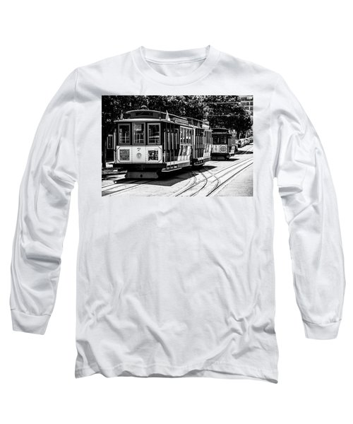 Cable Cars Long Sleeve T-Shirt