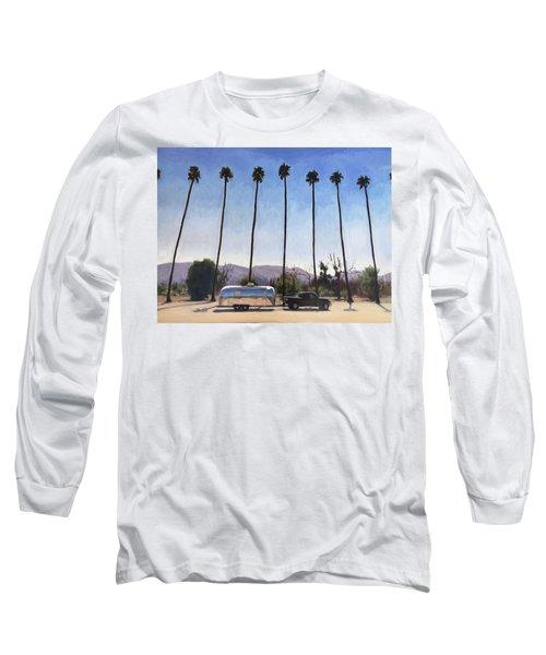 California Honeymoon Long Sleeve T-Shirt