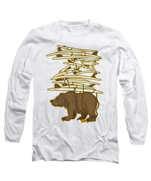 California Quiver Long Sleeve T-Shirt