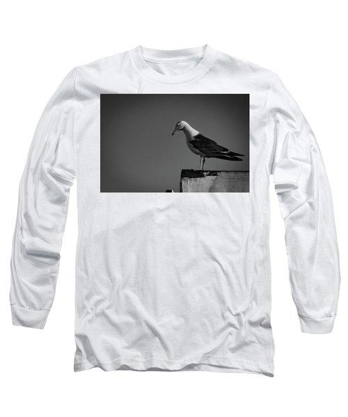 Calling Hitchcock Long Sleeve T-Shirt