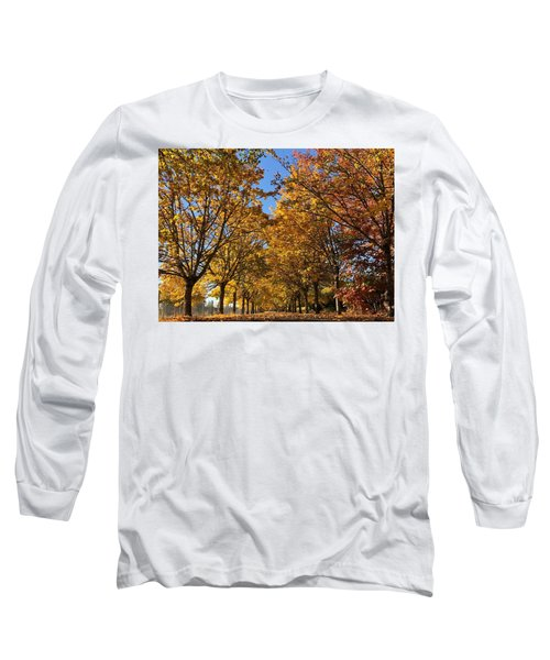 Canopy Of Color Long Sleeve T-Shirt