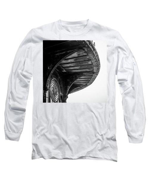 Carousel House Detail Long Sleeve T-Shirt
