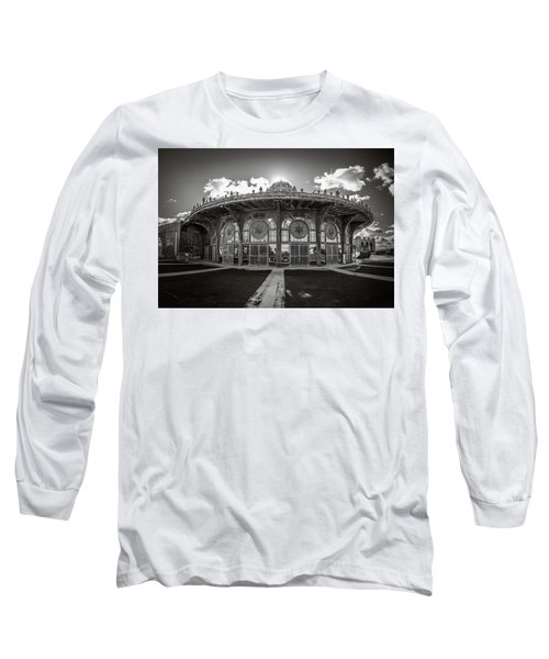 Carousel House Long Sleeve T-Shirt