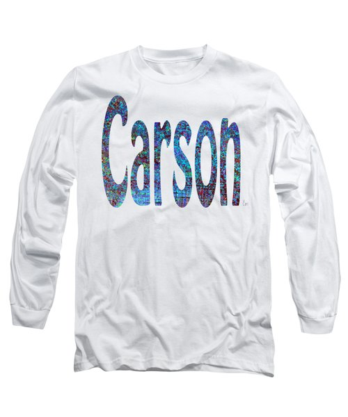 Carson 2 Long Sleeve T-Shirt