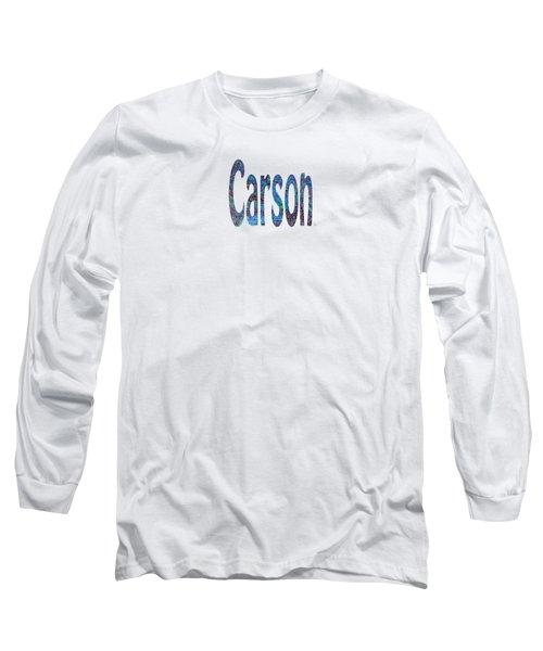 Carson 2 Long Sleeve T-Shirt
