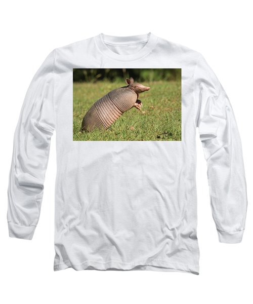 Catching A Scent Long Sleeve T-Shirt