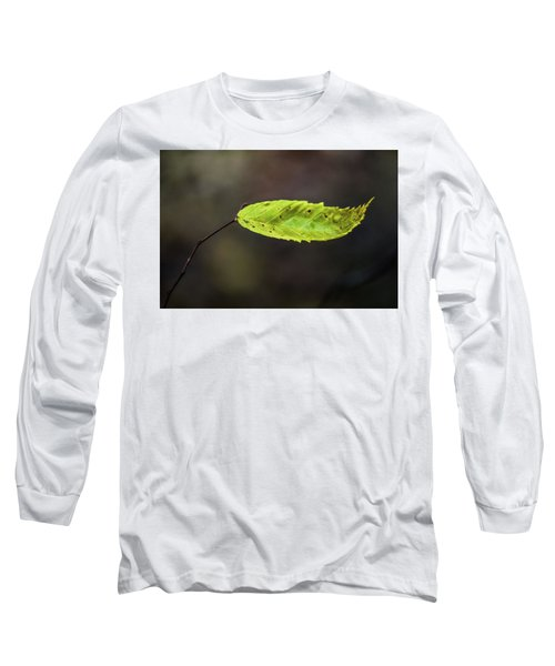 Long Sleeve T-Shirt featuring the photograph Catching Raindrops  by Michael Arend