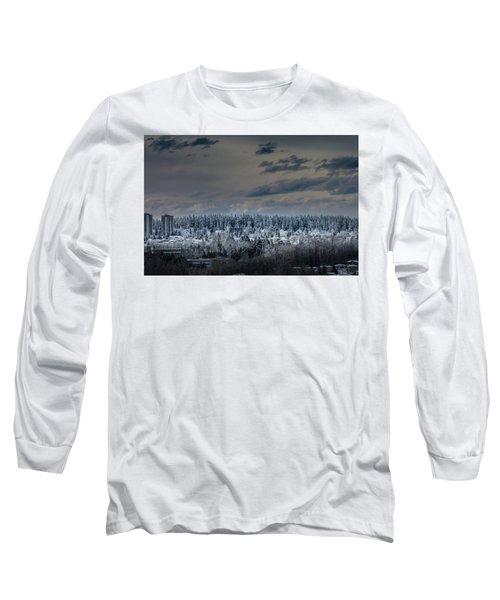Central Park Winter Long Sleeve T-Shirt