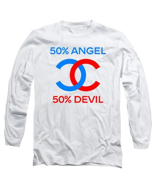 Chanel Angel Or Devil-1 Long Sleeve T-Shirt