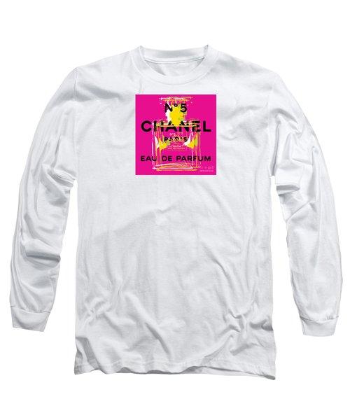 Chanel No 5 Pop Art - #3 Long Sleeve T-Shirt