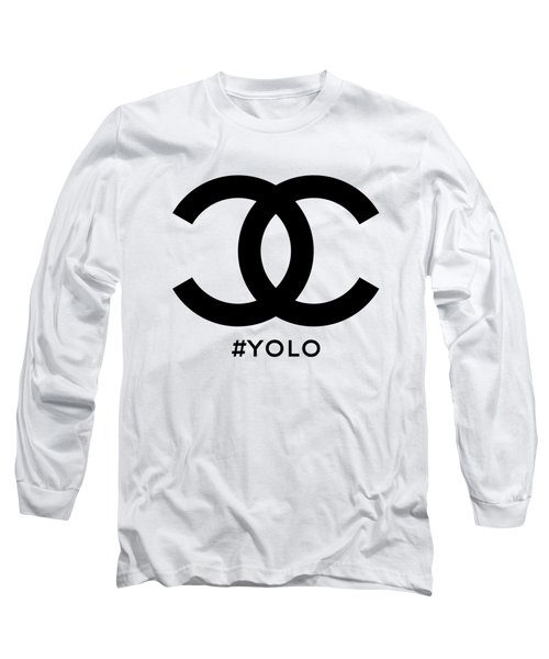 Chanel Yolo - You Only Live Once Long Sleeve T-Shirt