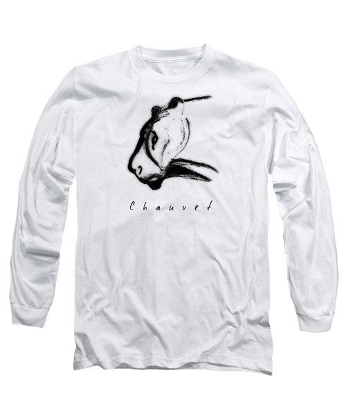 Chauvet Cave Lion Long Sleeve T-Shirt