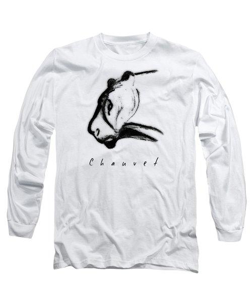 Chauvet Lion Long Sleeve T-Shirt